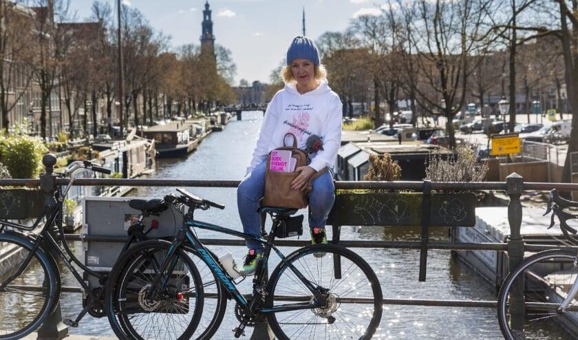 <p>Evelien van der Werf</p>
