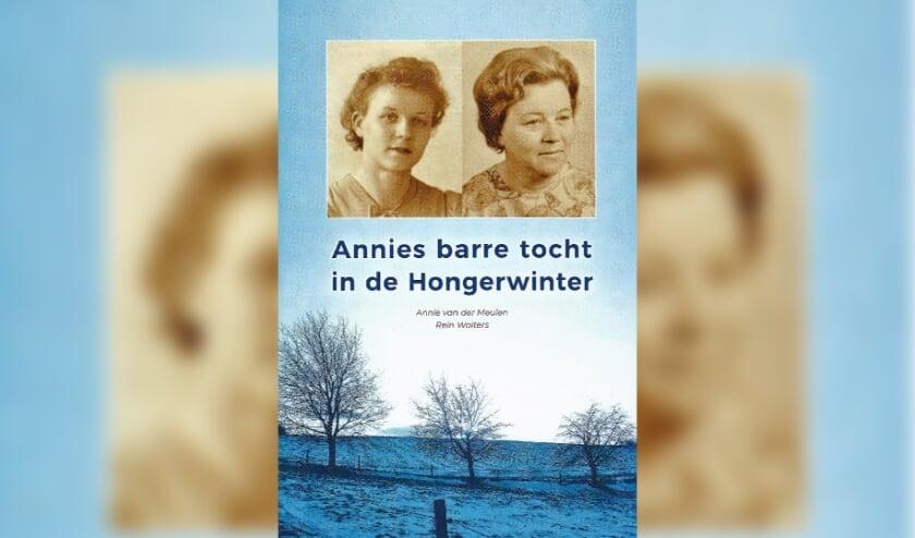 <p>Het boek &#39;Annies barre tocht in de Hongerwinter&#39;.</p>