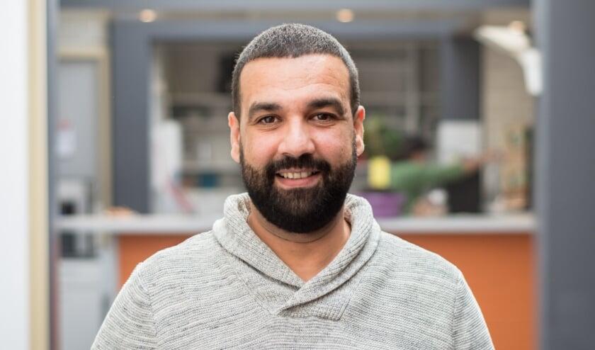 <p>Karim Chatouani, teamleider bij ElkWelzijn: Ik heb een goede antenne voor wat er leeft.</p>