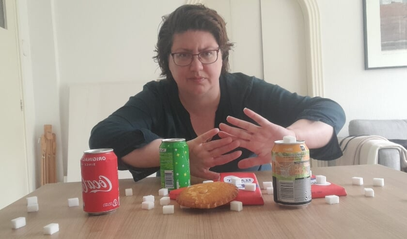 <p>Na veertien dagen heeft Barbara ervaren hoeveel invloed suiker op haar had</p>