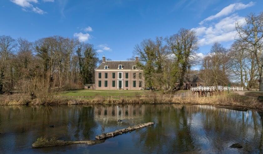 <p>Landhuis Oud Amelisweerd wordt een nieuw podium voor exposities.</p>