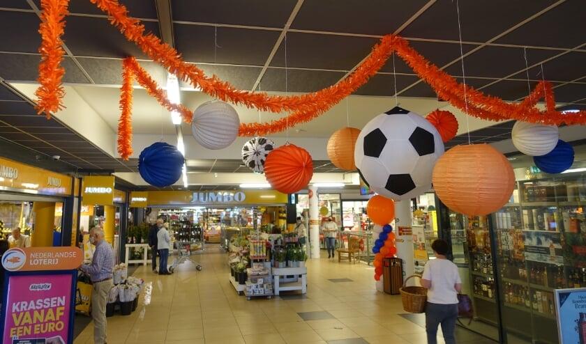 <p>Op vrijdag 11 juni is het EK-Oranje-festijn losgebarsten in Winkelcentrum Schuttershof.&nbsp;</p>