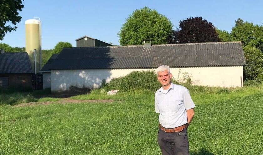 <p>SGP-raadslid Gerard Mulder.</p>