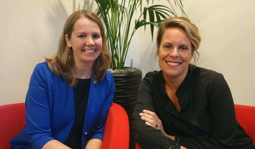 Marith Vos en Marlinde de Vos-van der Eijk