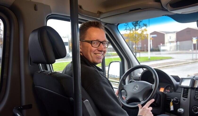<p>Een groot deel van de respondenten is (zeer) tevreden over de chauffeur. </p>
