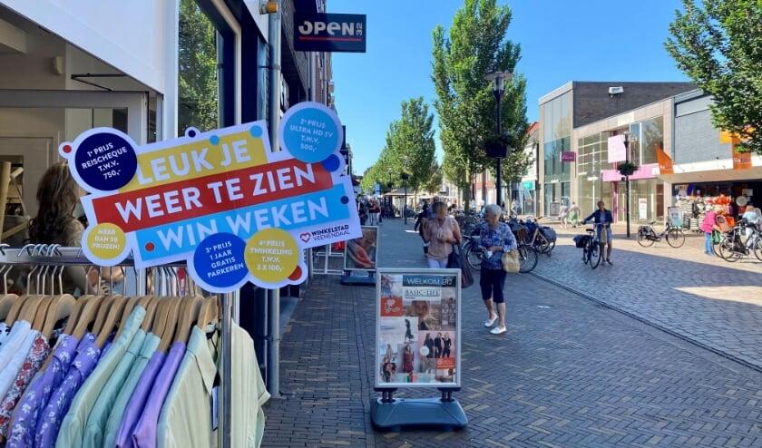 <p>MaaK kans op prijzen in Winkelstad Veenendaal!</p>