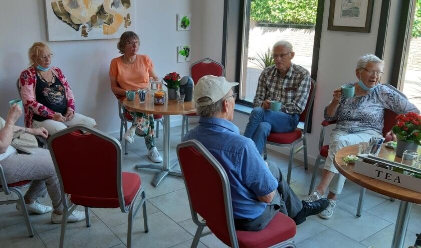 <p>Komt u ook een keertje koffie drinken of een activiteit doen in &eacute;&eacute;n van de wijkcentra van Stichting Welzijn Albrandswaard?&nbsp;</p>