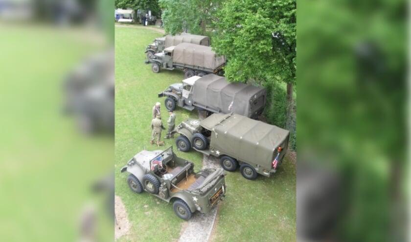 <p>De originele US Army Jeep, diverse Dodge&rsquo;s en ook NECAF&rsquo;s worden verwacht bij de show.</p>
