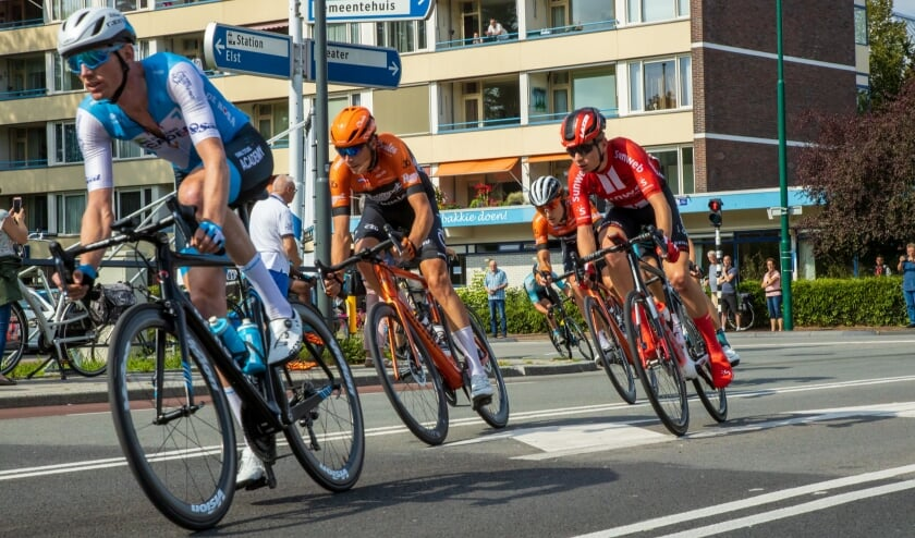 <p>De organisatie van wielerronde Veenendaal-Veenendaal heeft besloten dit jaar niet meer van start te gaan. </p>