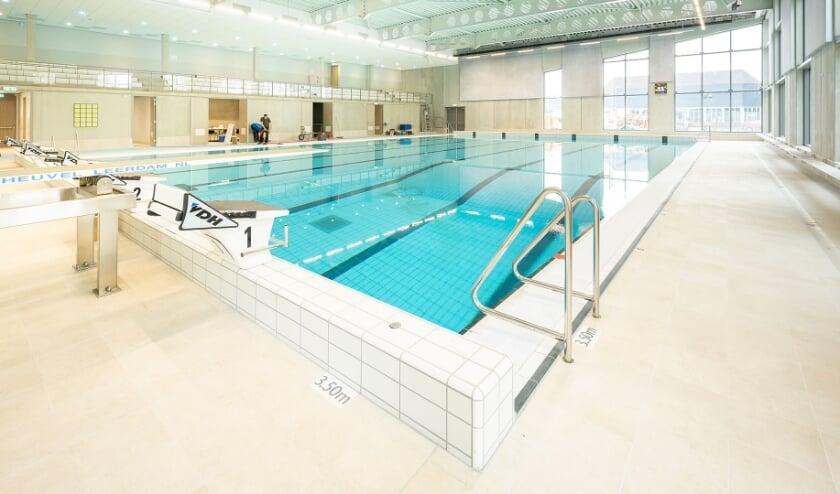 <p>Nieuwbouw Zwembad Valkenhuizen</p>