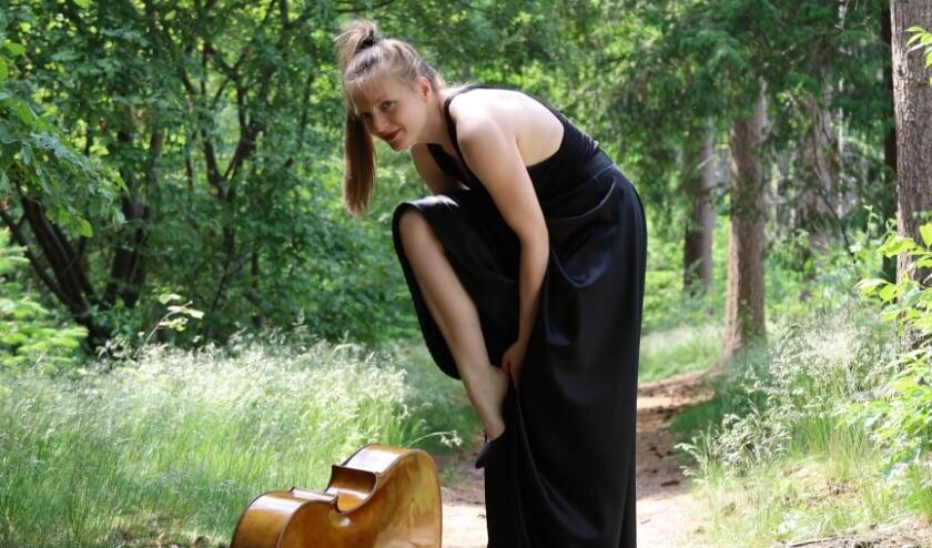 <p>Celliste Hanneke Rouw</p>