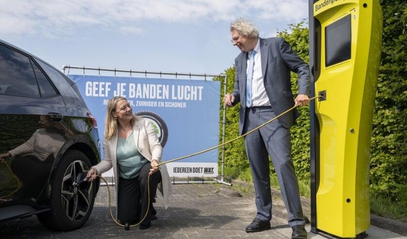 <p>Meer dan 2 op de 3 Nederlanders rond met te zachte banden. Zonde!&nbsp;</p>