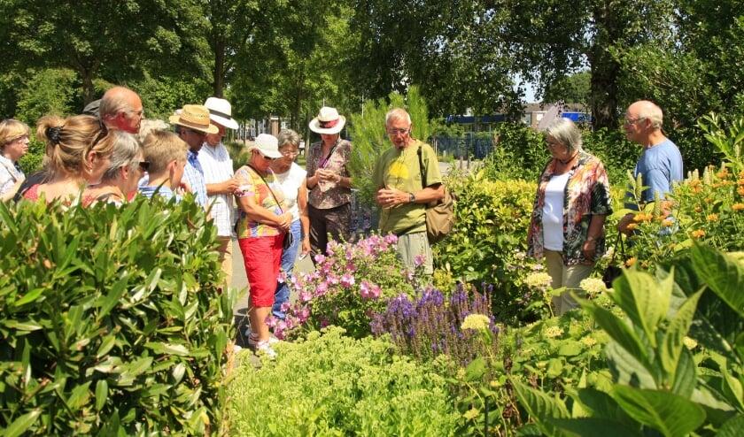 <p>De eetbare planten- en kruidenwandeling wordt gehouden op zaterdag 3 juli, om 14.00 uur.</p>