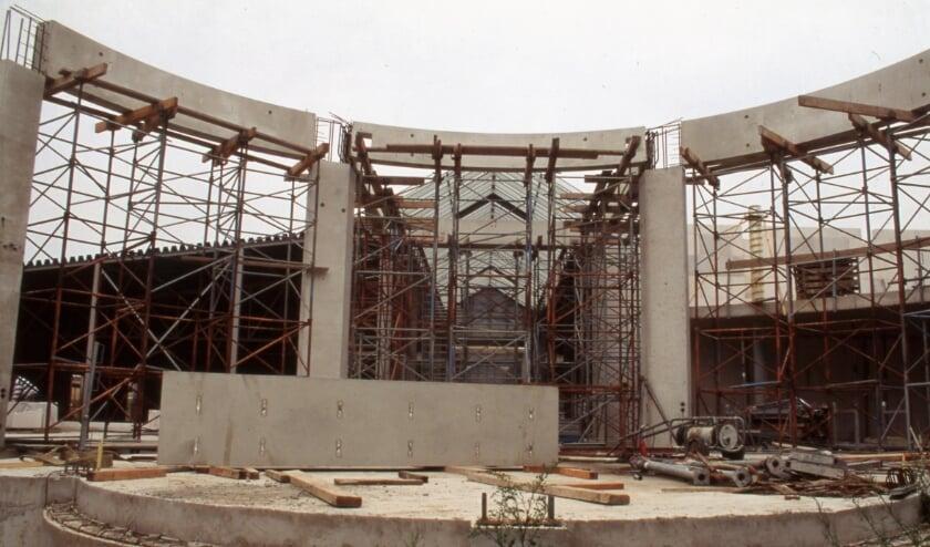 <p>De bouw van de City-passage in 1994.&nbsp;</p>