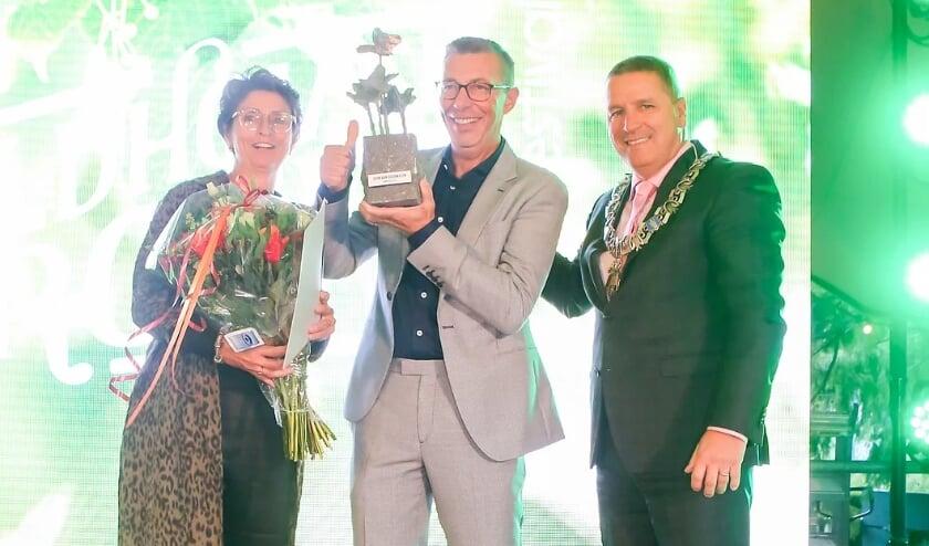 <p>In 2019 is de laatste ondernemerstrofee toegekend aan John van Doormalen van Van Doormalen AH-Supermarkten.&nbsp;</p>