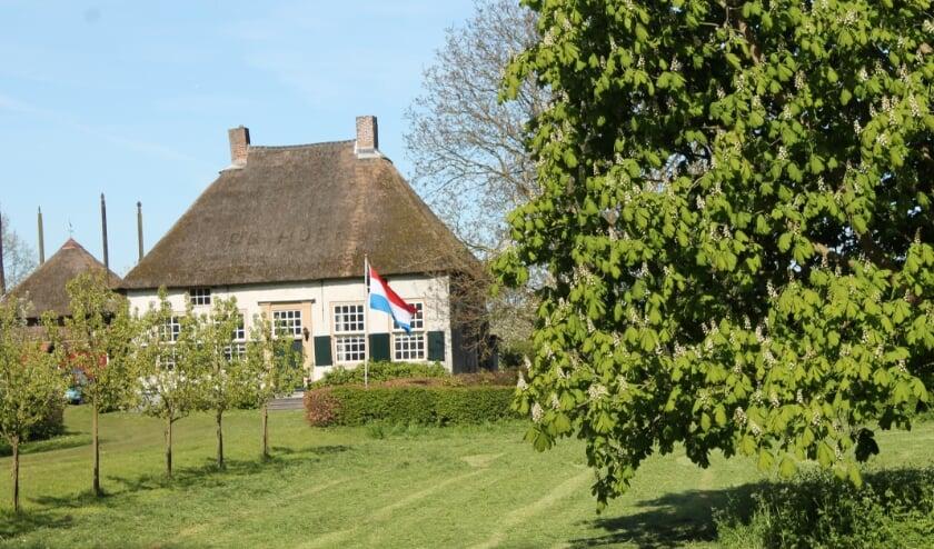 <p>Boerderij De Hoef op &rsquo;t Eiland</p>