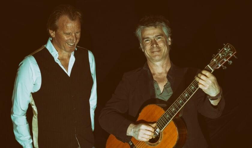 <p>Niels van der Gulik en Marcel de Groot komen met hun voorstelling Central Park naar Het Musiater.&nbsp;</p>