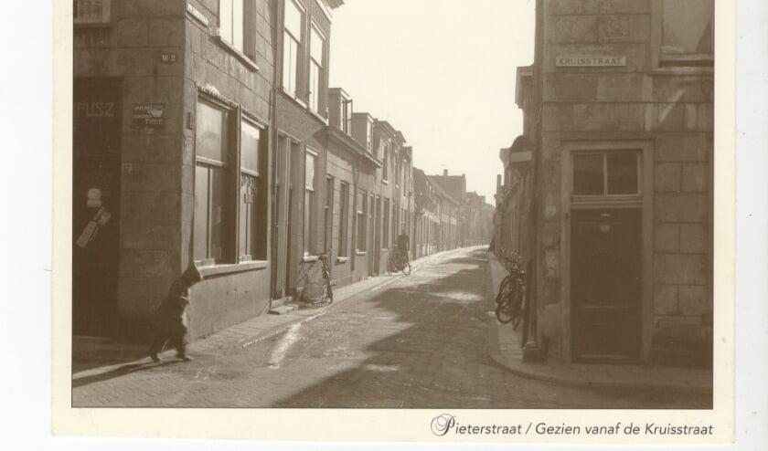 <p>De oude Pieterstraat</p>