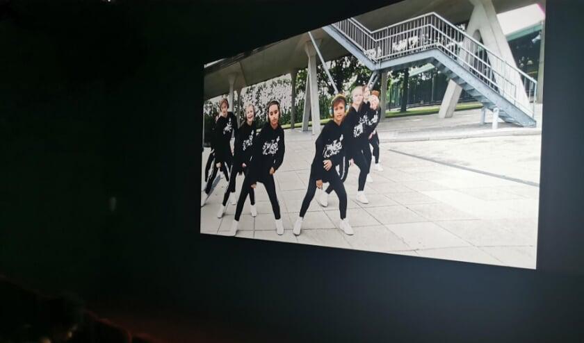 """Dansfilm """"Freedom""""in de bioscoop Annex van Woerden"""