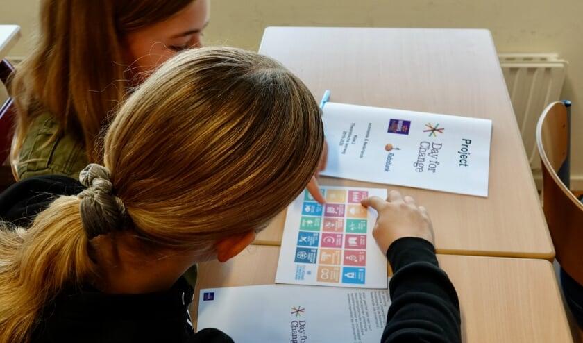 Day for Change - duurzaam ondernemen en wereldburgerschap