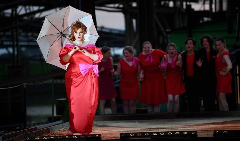 <p>Operazangeres Irene Hoogveld.</p>