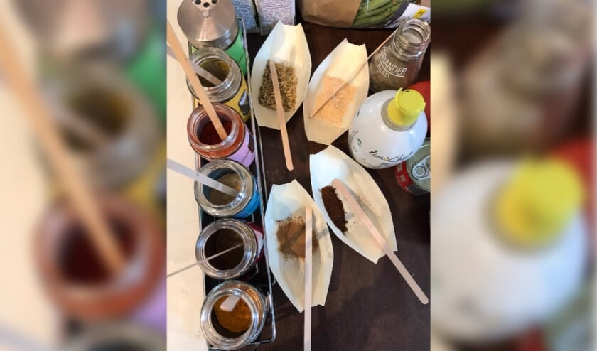 verse gerechten zonder pakjes en zakjes: kruiden