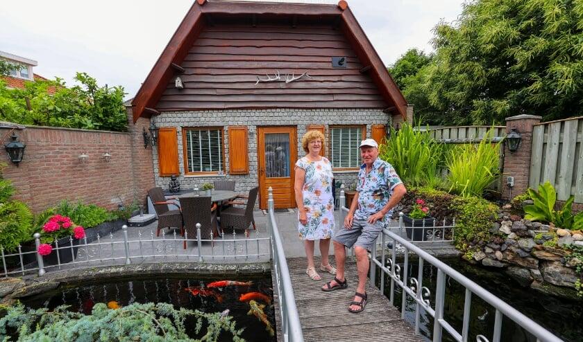 <p>Deze maand zijn Wilma en Wil de Graef gestart met hun Bed & Breakfast Rondeeltje aan Rondeel 21.&nbsp;</p>