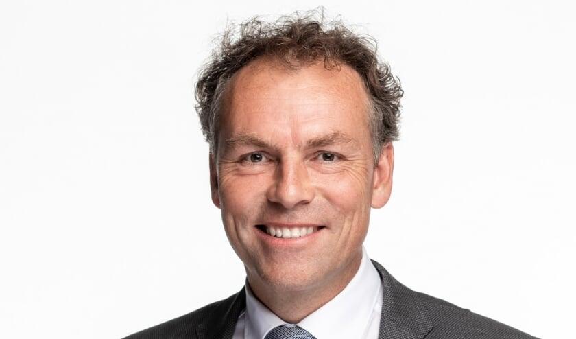 <p>Geert Gerrits, wethouder wonen en ruimtelijke ordening.&nbsp;</p>