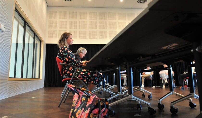 <p>Wethouder Marinka Mulder heeft een pittige taak ten aanzien van het Wilhelminasportpark in Heelsum.&nbsp;</p>