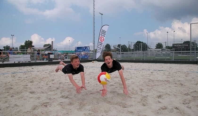 Milan Hannessen en Luuk van der Hulst.