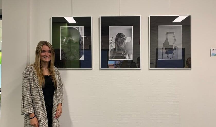 Kalsbeek-leerling Isa van den Bosch is met haar fotoserie geselecteerd voor een masterclass van het Rijksmuseum.