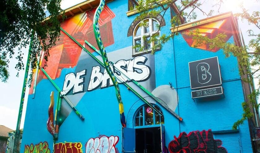 <p>De Basis (voormalig pand Doornroosje) aan de Groenewoudseweg 322 in Nijmegen.</p>