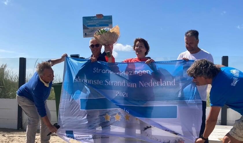 <p>Donderdag 29 juli is de gemeente Sluis tijdens de landelijke strandverkiezingen uitgeroepen tot schoonste strandgemeente van Nederland en Zeeland.&nbsp;</p>
