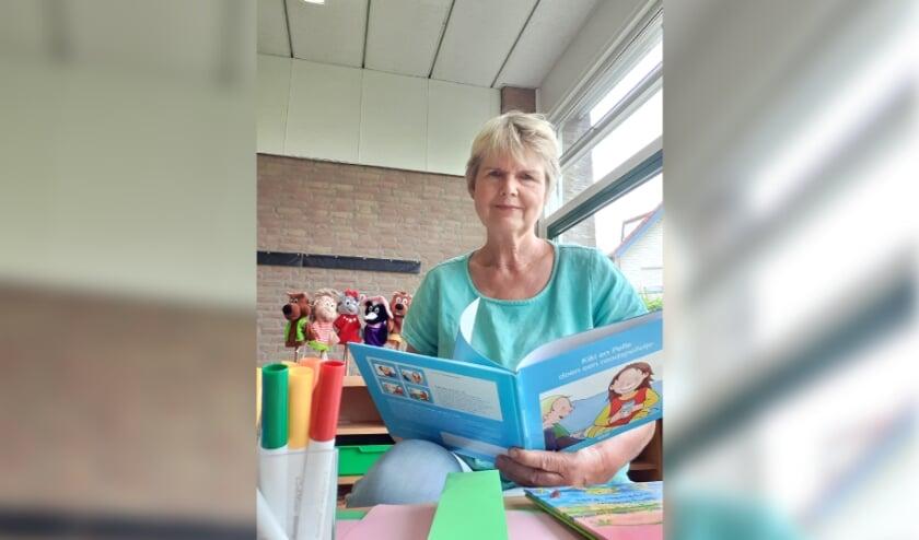 <p>Juf Herma Timmermans neemt na 39 jaar afscheid van basisschool De Tragelljn. Ze gaat met vervroegd pensioen.</p>
