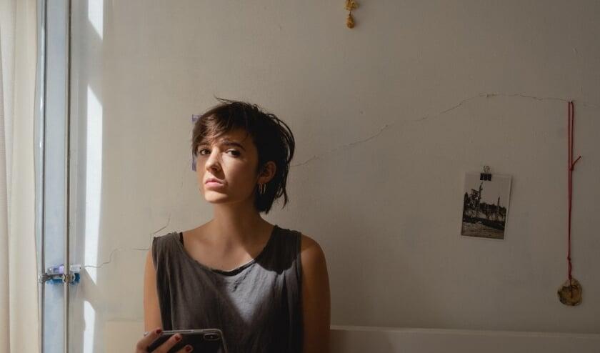 <p>Filmmaker Lavinia Xausa&nbsp;</p>