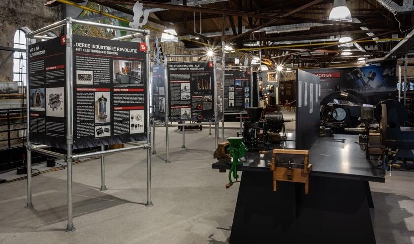 <p>Het Industrieel Museum Zeeland heeft een tijdelijke tentoonstelling over de ontwikkeling van krachtbronnen en gereedschappen vanaf de steentijd tot nu</p>