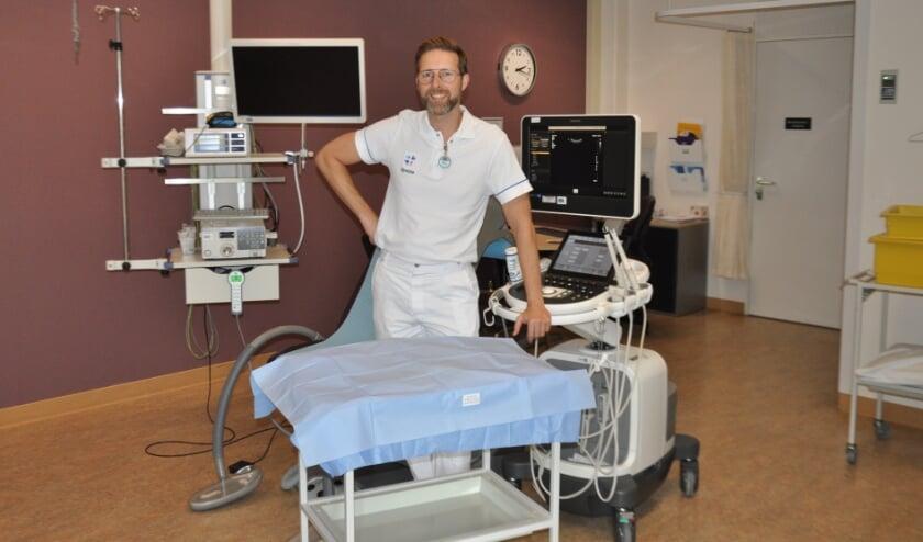 <p>Dr. Olaf Vrooman, uroloog Rijnstate Clinics.&nbsp;</p>