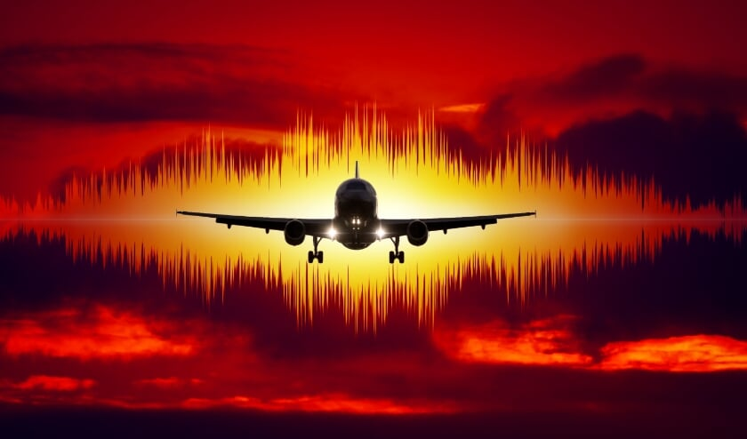 Nieuw onderzoek kan het storende lawaai van vliegtuigen elimineren.