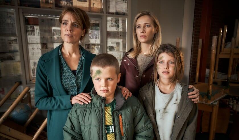 <p>Na de zeer succesvolle tv-reeks keert De Luizenmoeder nu terug op het witte doek.&nbsp;</p>