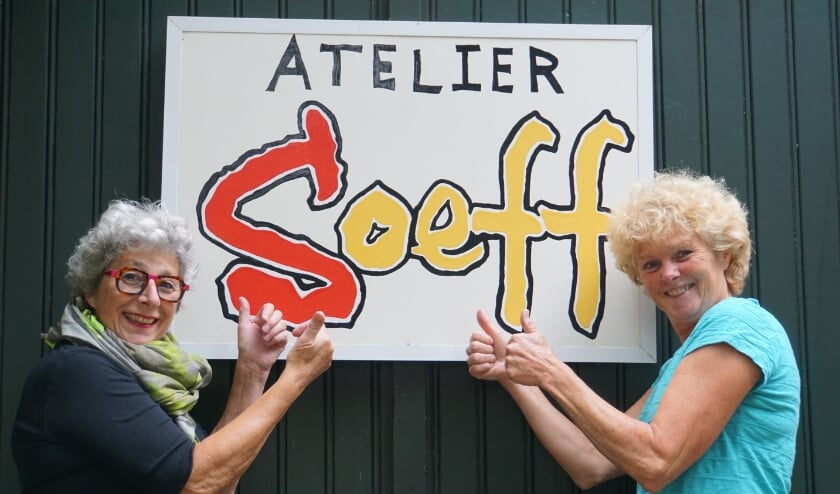 <p>De nieuwe cursussen bij Atelier Soeff beginnen weer vanaf maandag 13 september.&nbsp;</p>