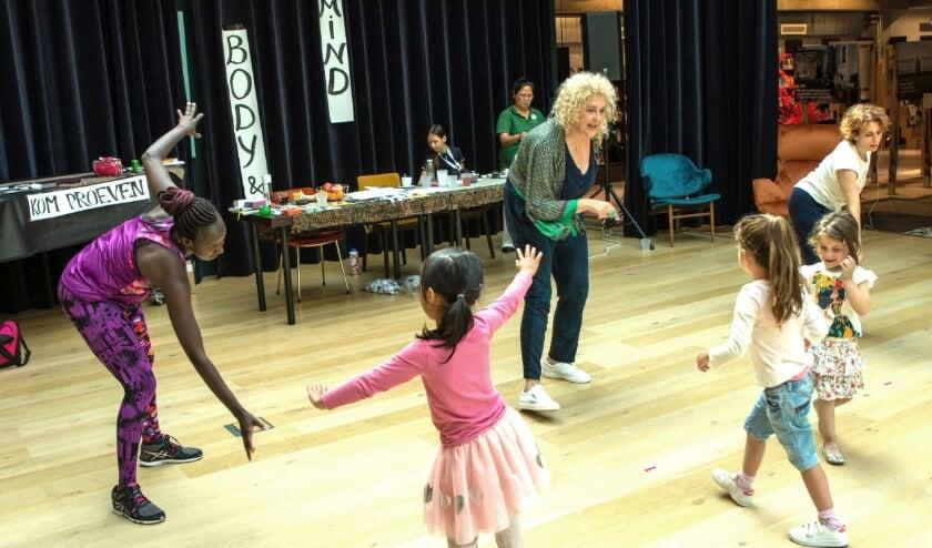 <p>twee dagen boordevol bijzondere workshops voor jong en oud&nbsp;</p>