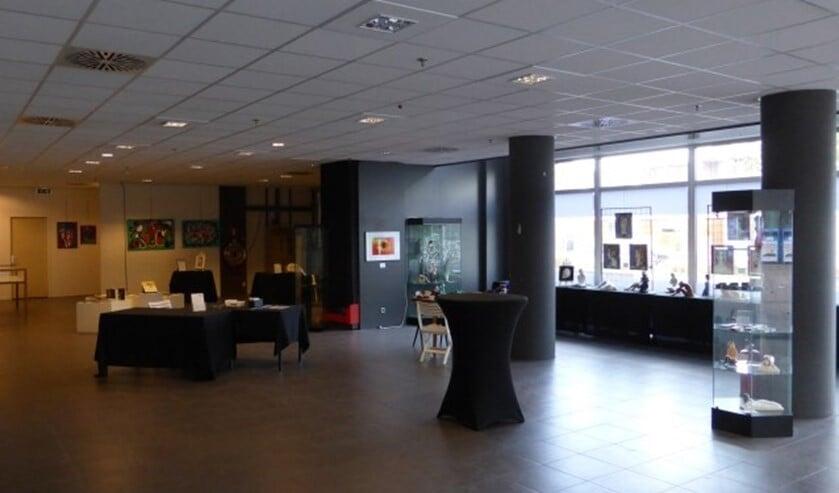 Interieur Kunstwinkel PUUR