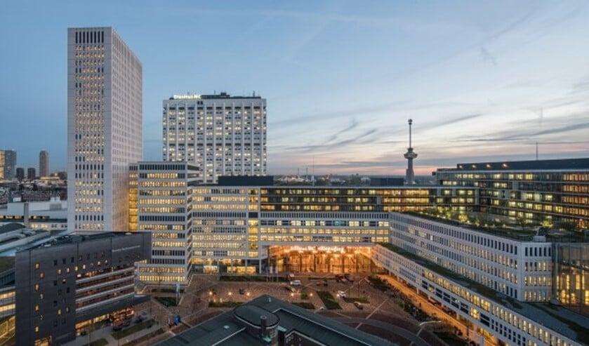 Op een relatief klein terrein in een druk gedeelte van Rotterdam moest een uiterst complexe nieuwbouw verrijzen.