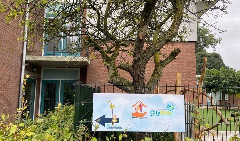 <p>Het kinderzorg project Het Droomhuis in Prinsenland. Foto: citykids.nl</p>