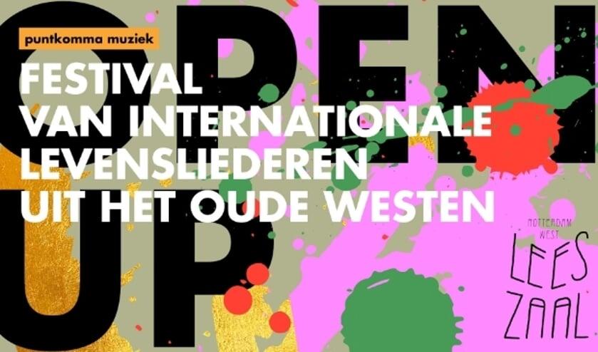 Logo Festival van internationale levensliederen
