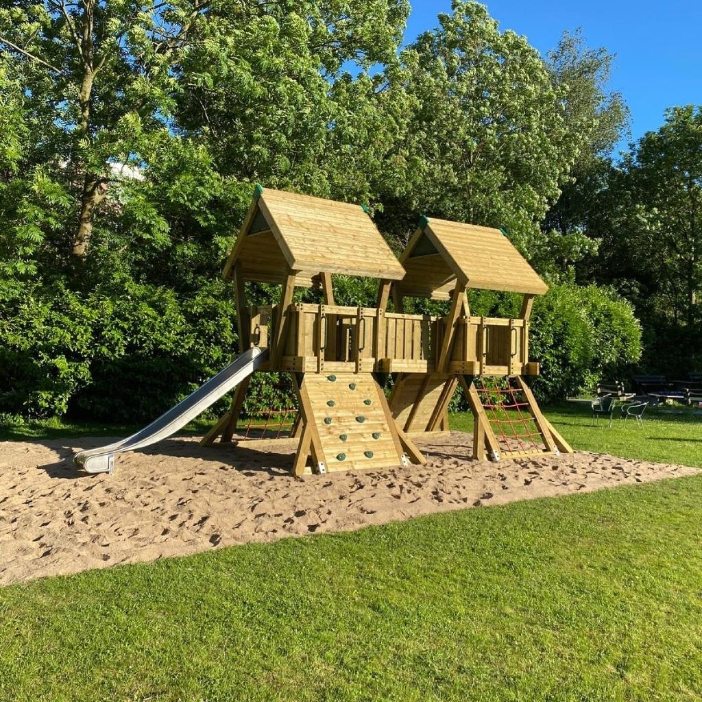 Nieuw speeltoestel  (Foto: Renier Brenninkmeijer) © rotterdam