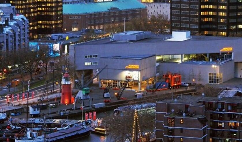De ondertekening van het handvest Charter Diversiteit vond plaats in het Maritiem Museum Rotterdam.