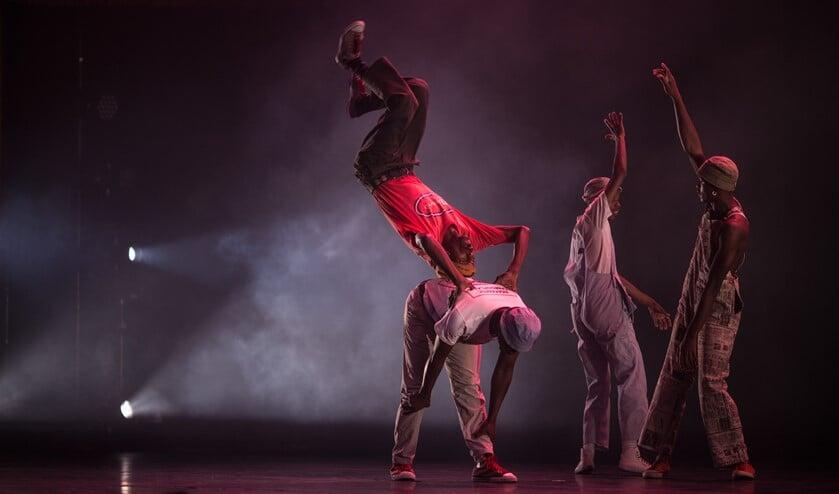 <p>Jonzi D: &#39;Zwarte cultuur als toekomst van theater&#39;. Foto: pr</p>