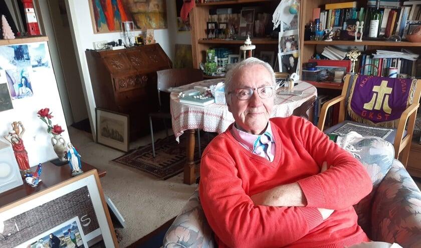 <p>Rotterdammer van de Week Hans Visser: &#39;Ik heb meegemaakt dat m&rsquo;n auto in de fik stond. Er is op m&rsquo;n huis geschoten.&#39; Foto: Peter van Drunen</p>