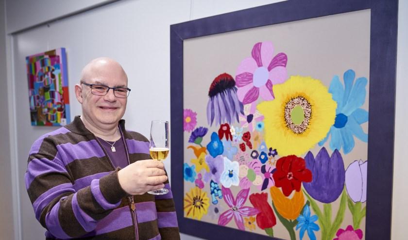 Archieffoto: opening ORO-expositie in het Dorpshuis van Lieshout, mei 2017     Fotonummer: 26ba40